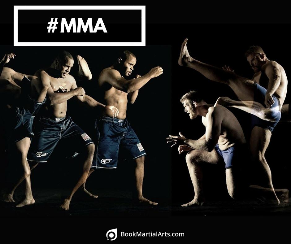 popular MMA hashtags