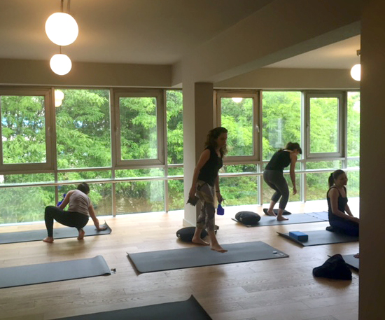 yoga in istanbul