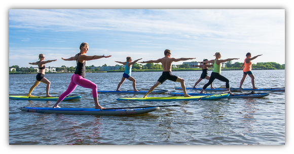 sup yoga group