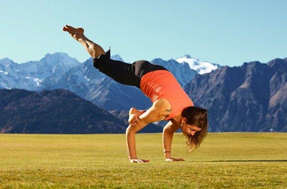 yoga pose mountain