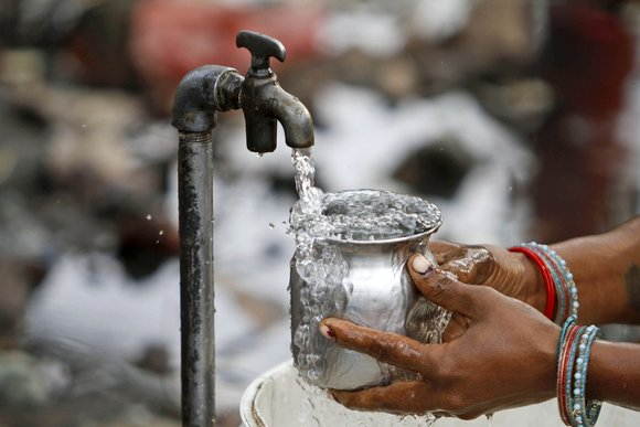tap water in India