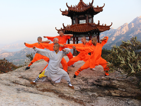 shaolin kung fu training camp