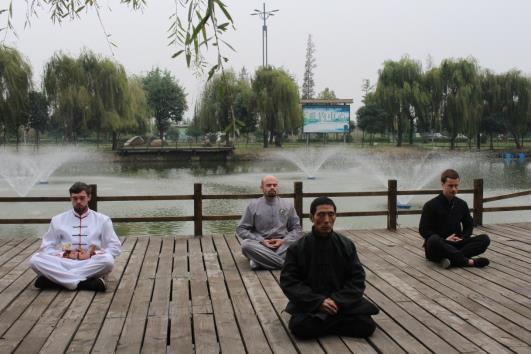 Tai Chi is often referred to as a moving meditation