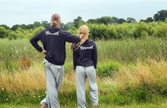 yoga sweatshirts