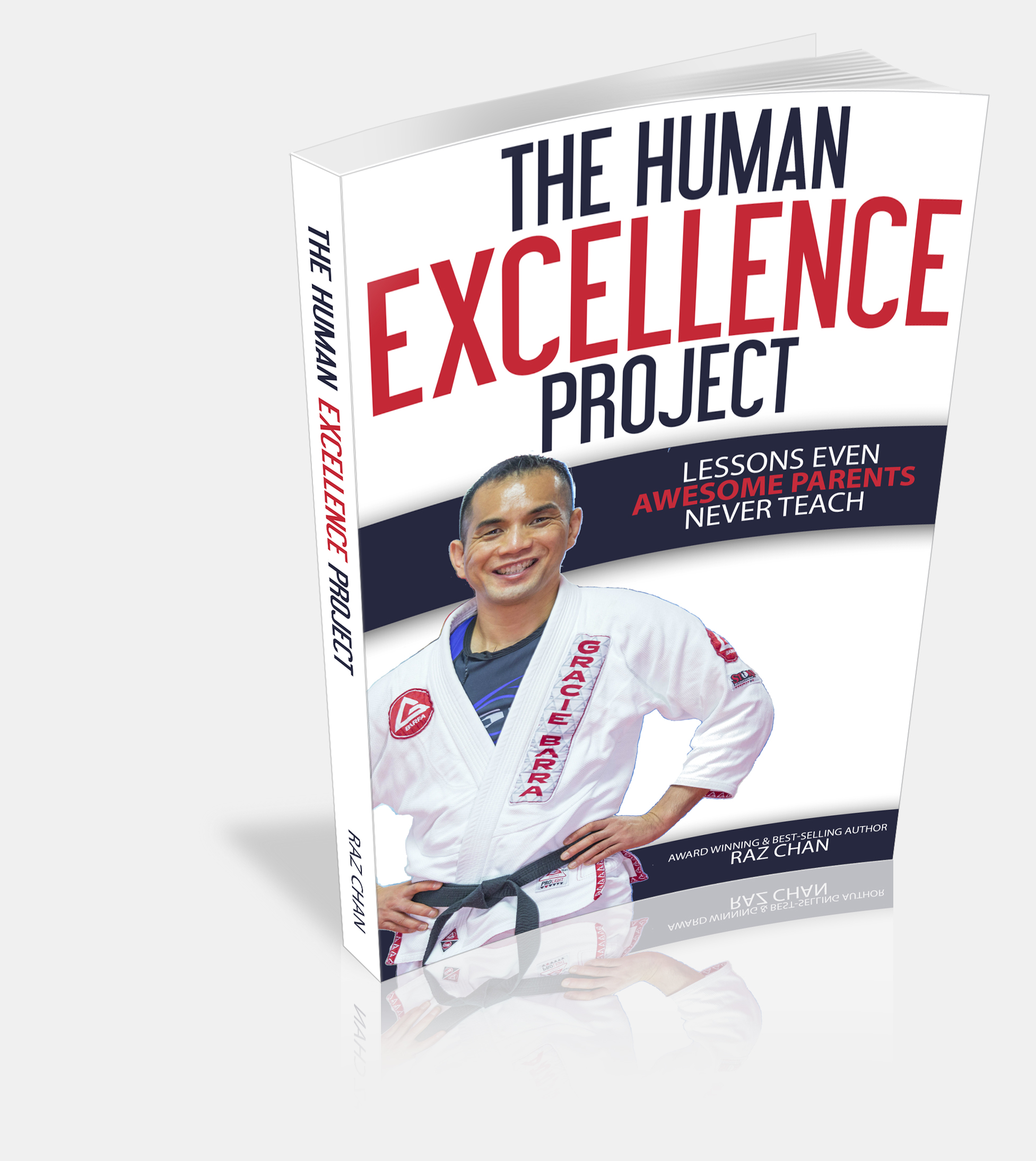 The Human Excellence Project book cover