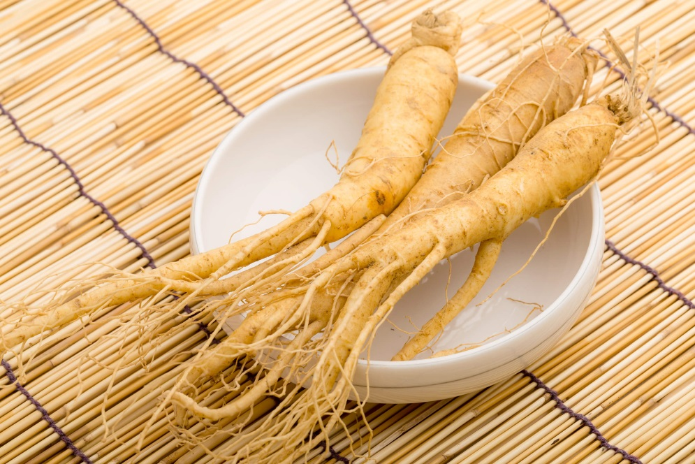 Ginseng as a part of MMA diet