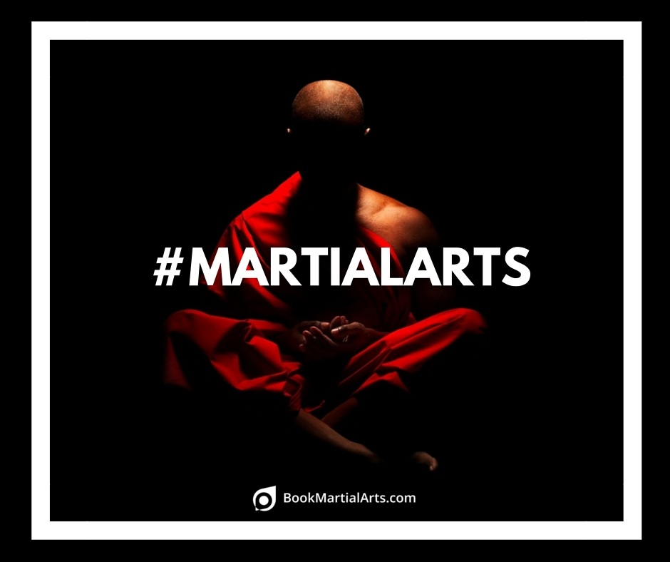 top martial arts hashtags