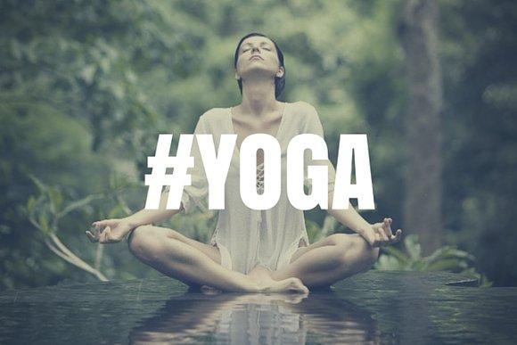 yoga hashtags