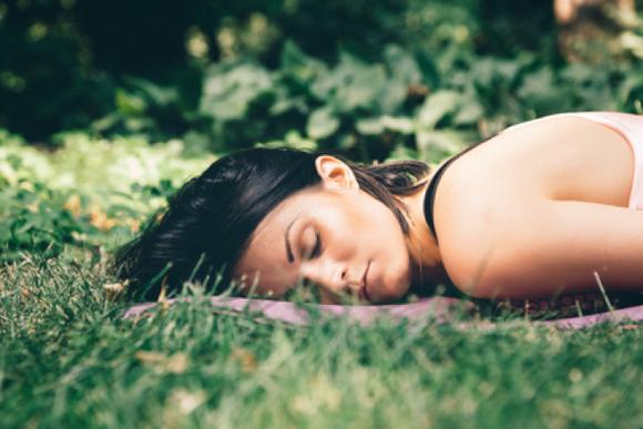 yogic sleep