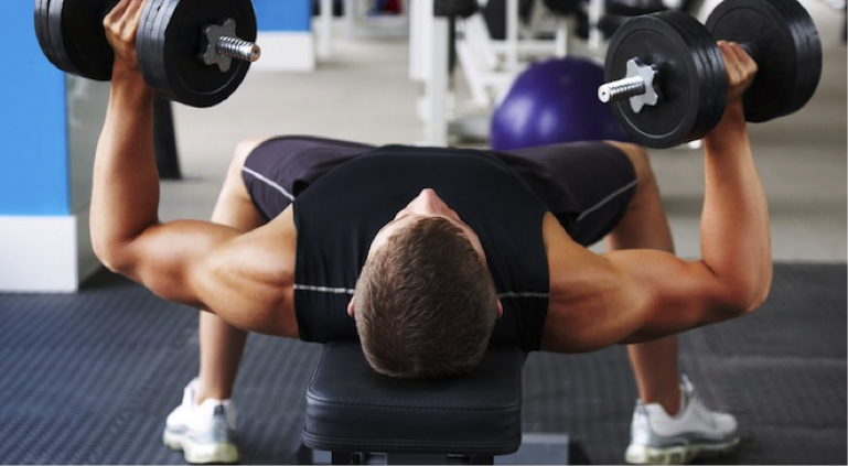Weight training can help your training