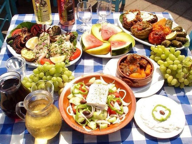 How Much Is Food And Drink In Crete