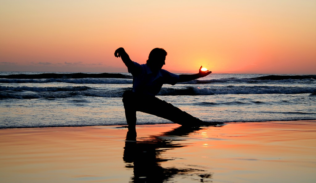 Tai Chi, a Chinese internal martial arts