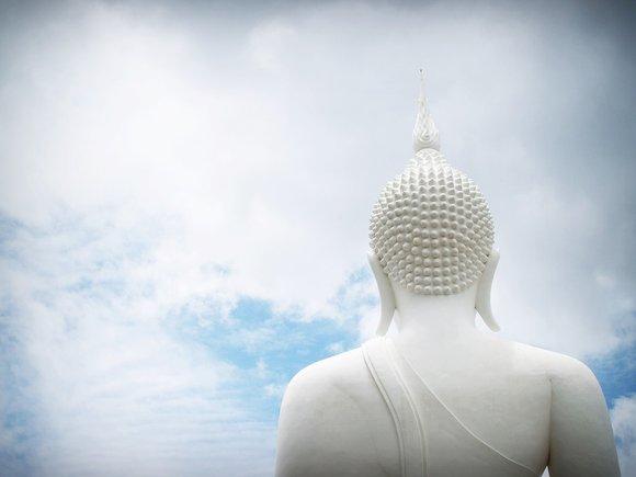 clear mind buddha
