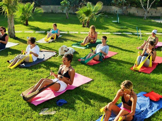 Yoga, Kitesurf, Surf & SUP holiday in Italy