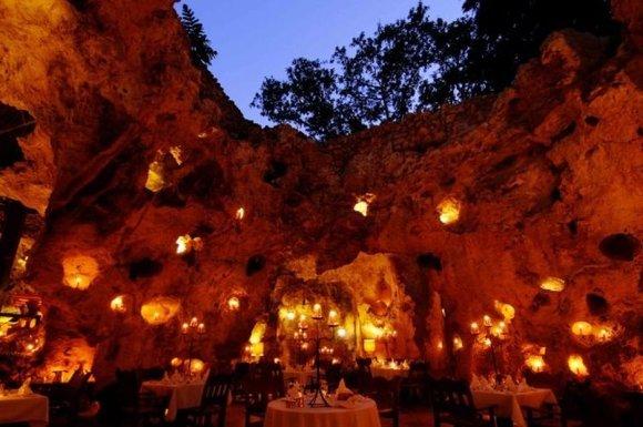 Image credit: Ali Barbour's Cave Restaurant