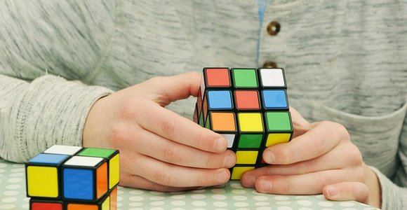 rubiks cube concentration