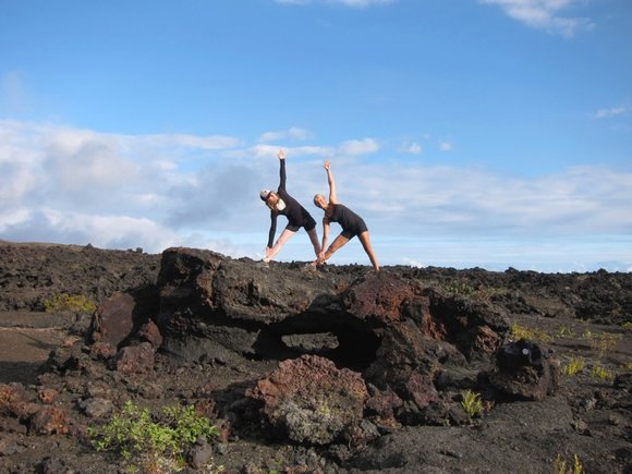 yoga retreat hawaii