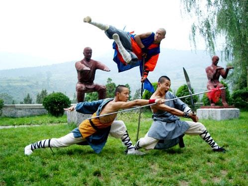 Kung Fu - A Chinese Martial Art