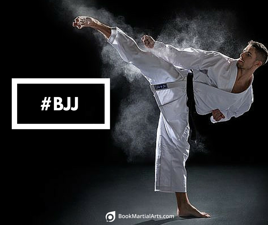 Popular BJJ hashtags