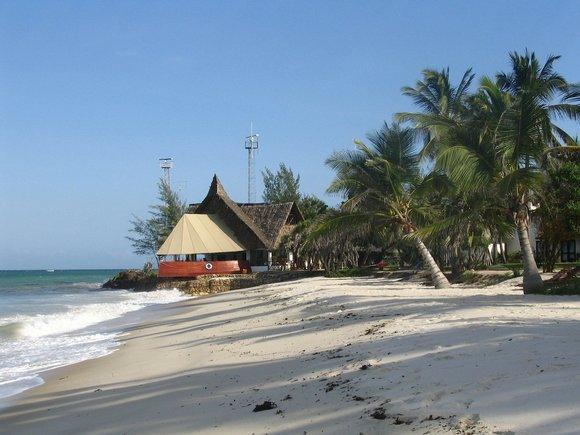 Kenya's beach
