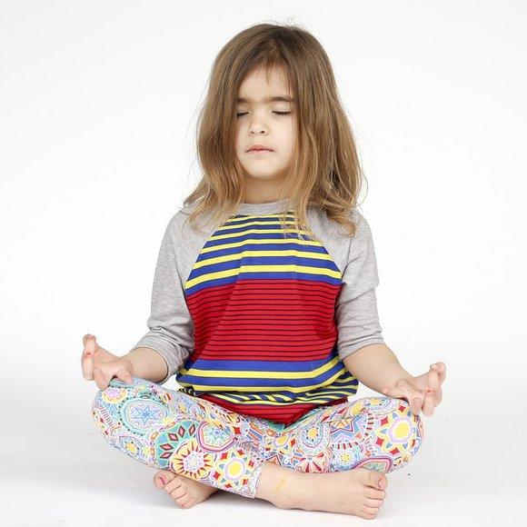 yoga kid
