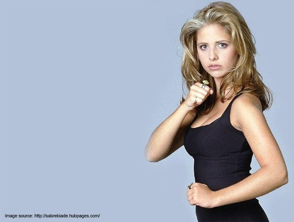 Sarah Michelle Gellar is a black belt in Taekwondo