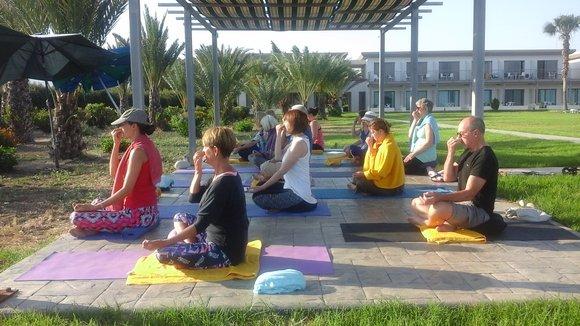 pranayama exercise