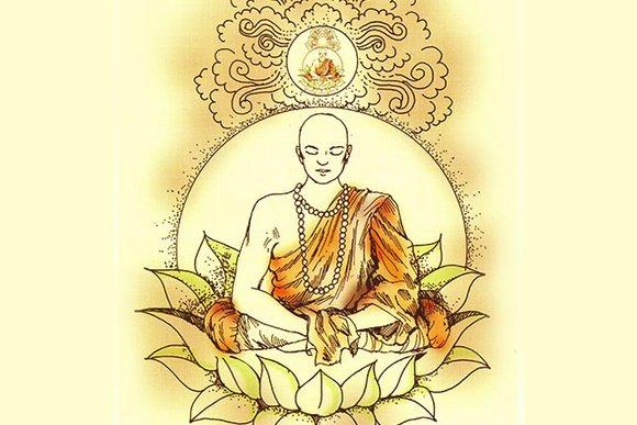 jnana yoga image