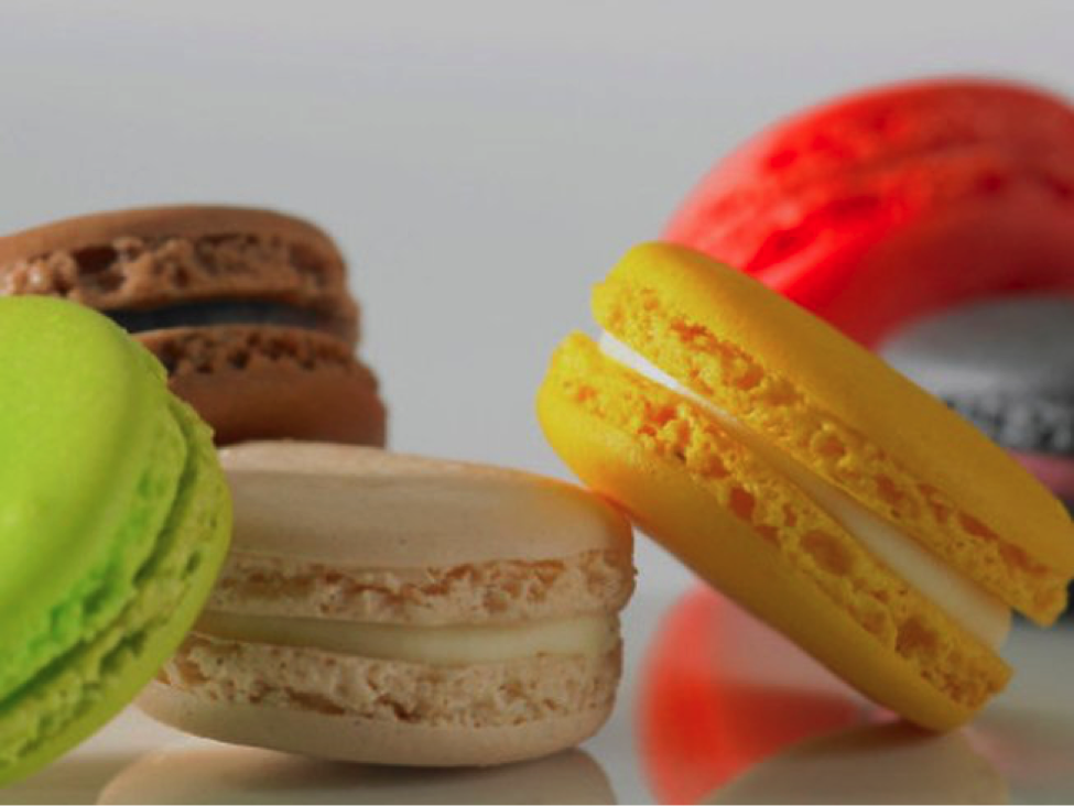 French macaroons
