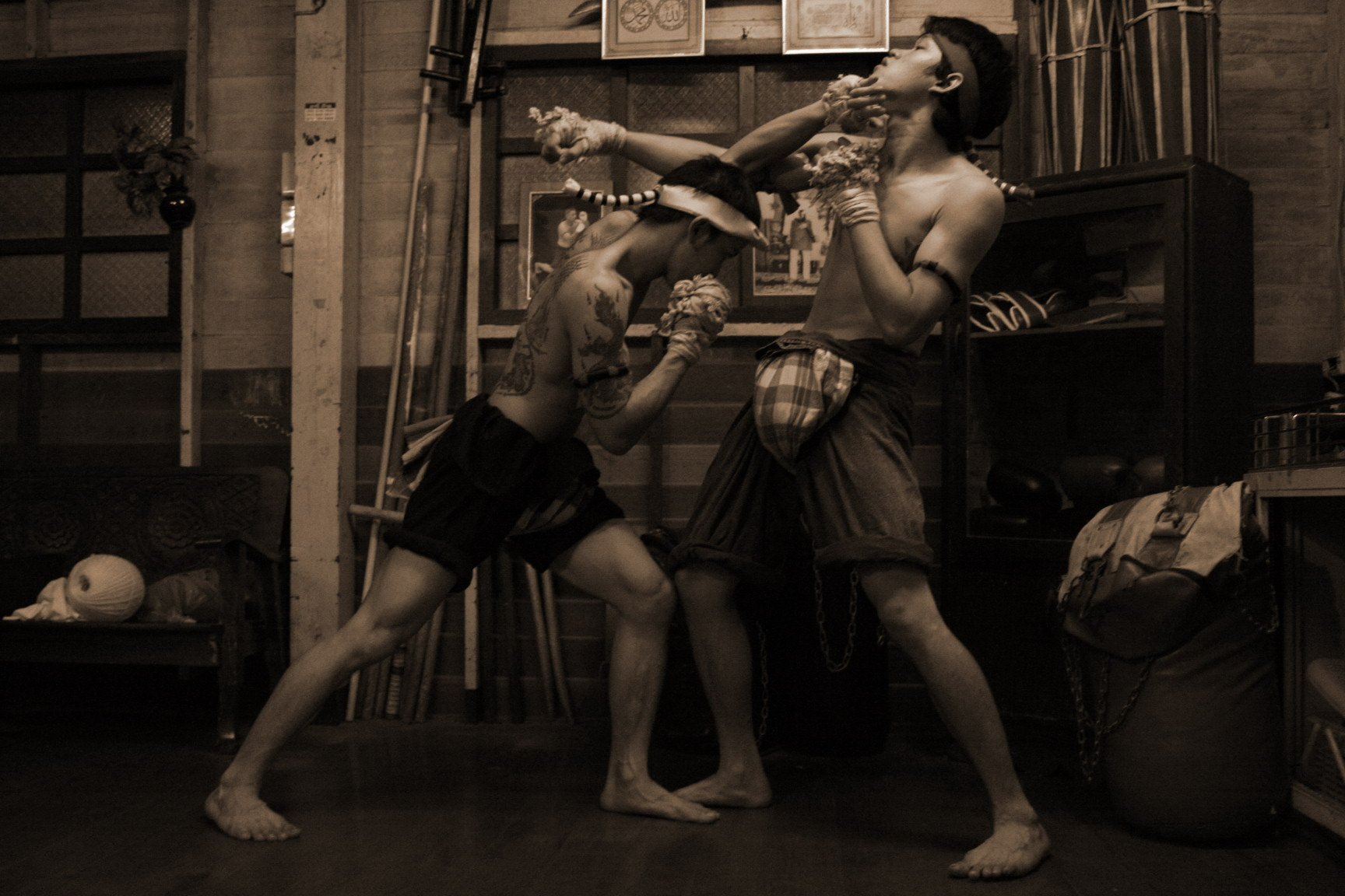 "Muay Thai is often referred to as the ""Art of Eight Limbs"" for its use of the body as a weapon"