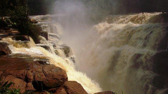 Loufoulakari Falls, Congo