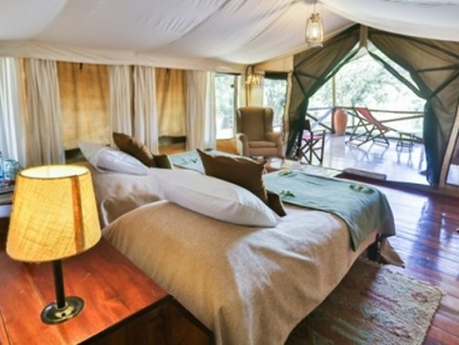 Luxury accommodations are in abundance in Africa