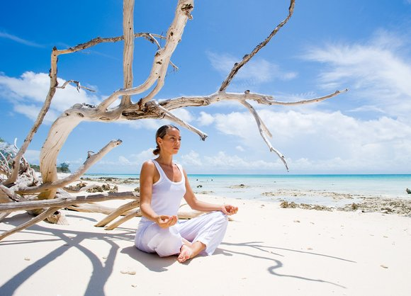 yoga retreat and detox
