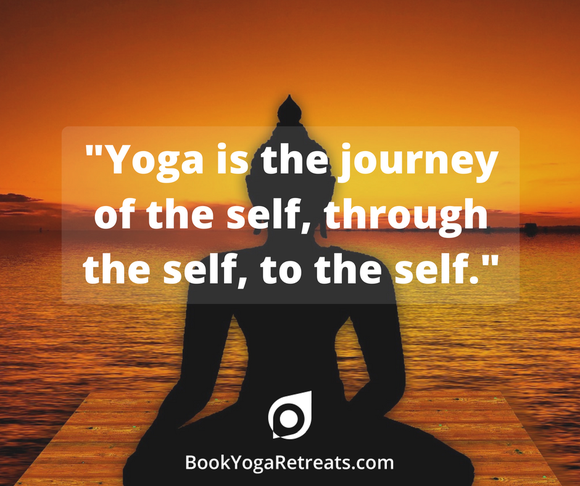 Yoga Quotes Alluring 5 Winter Retreats That Combine Yoga And Your Other Passions  Yoga