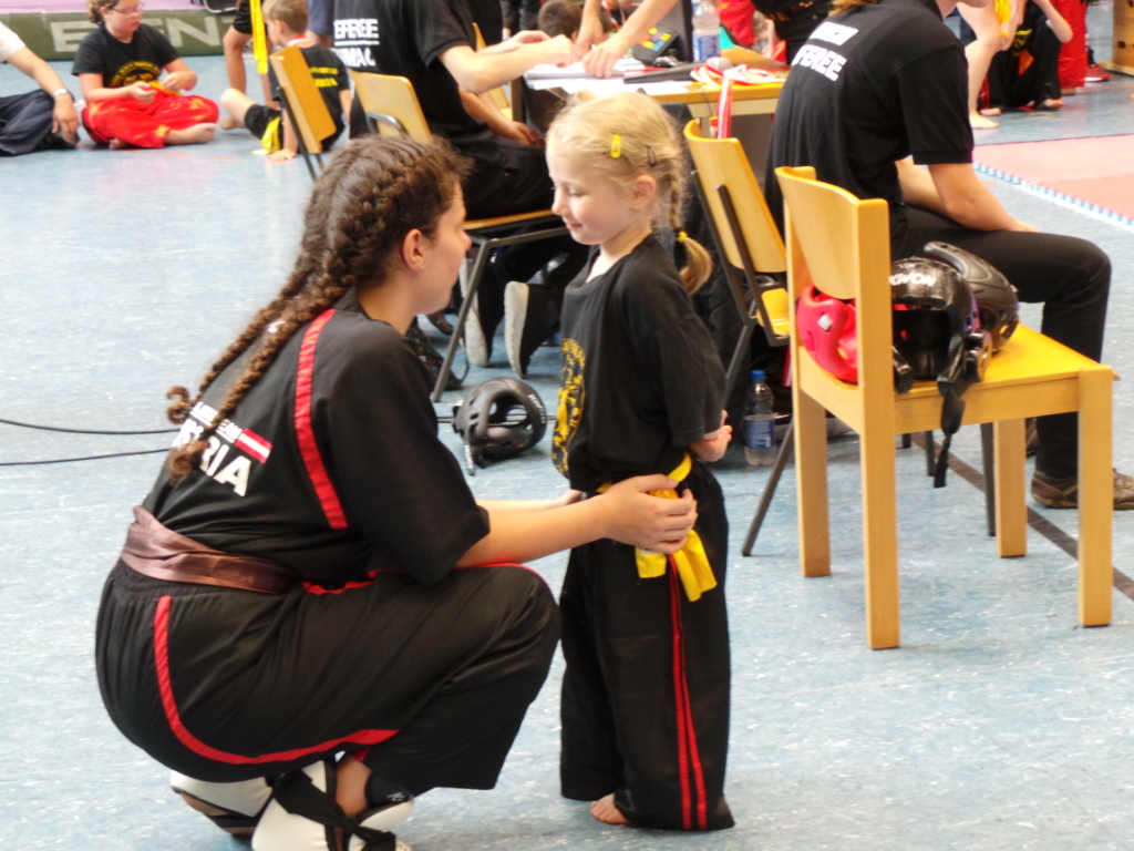 Martial arts can be beneficial for kids suffering with Asthma