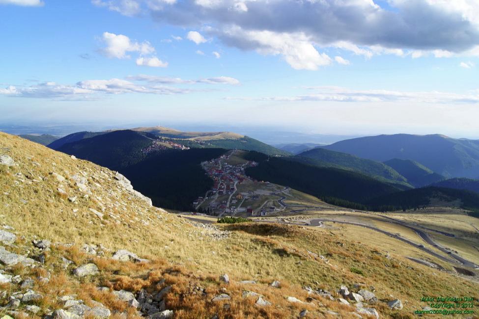 Transalpina, Romania
