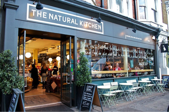 The Natural Kitchen London