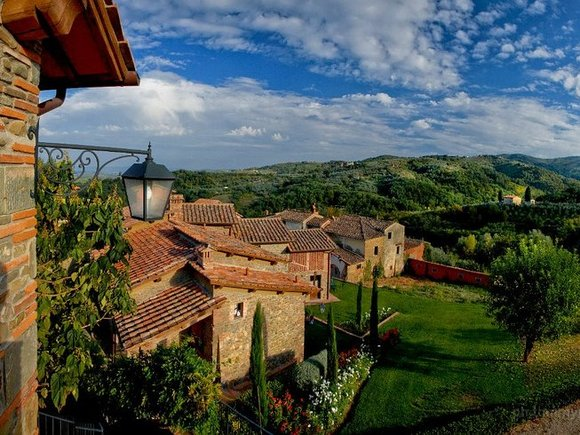 italy yoga retreat