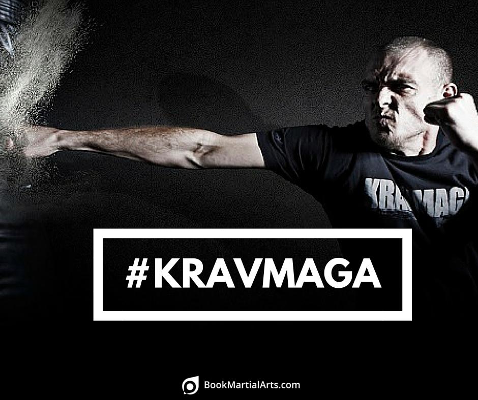 Popular Krav Maga hashtags