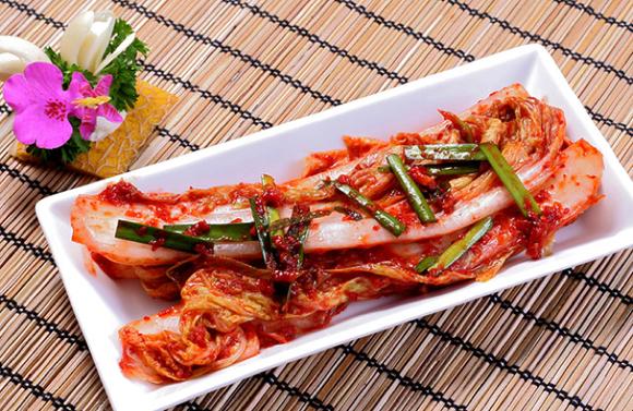kimchi from korea