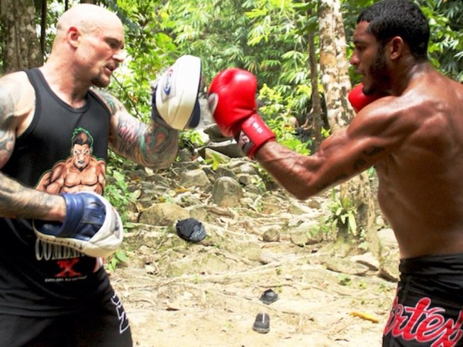 Muay Thai, MMA and Boxing training camp