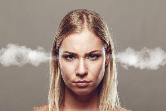 Meditation reduces anger