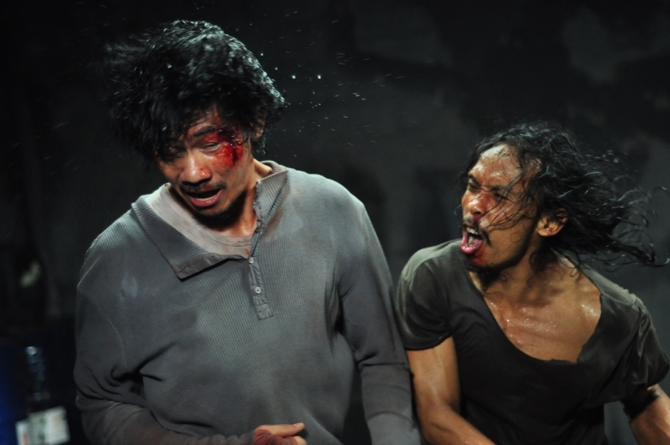 Yayan 'Mad Dog' Ruhian in the Raid