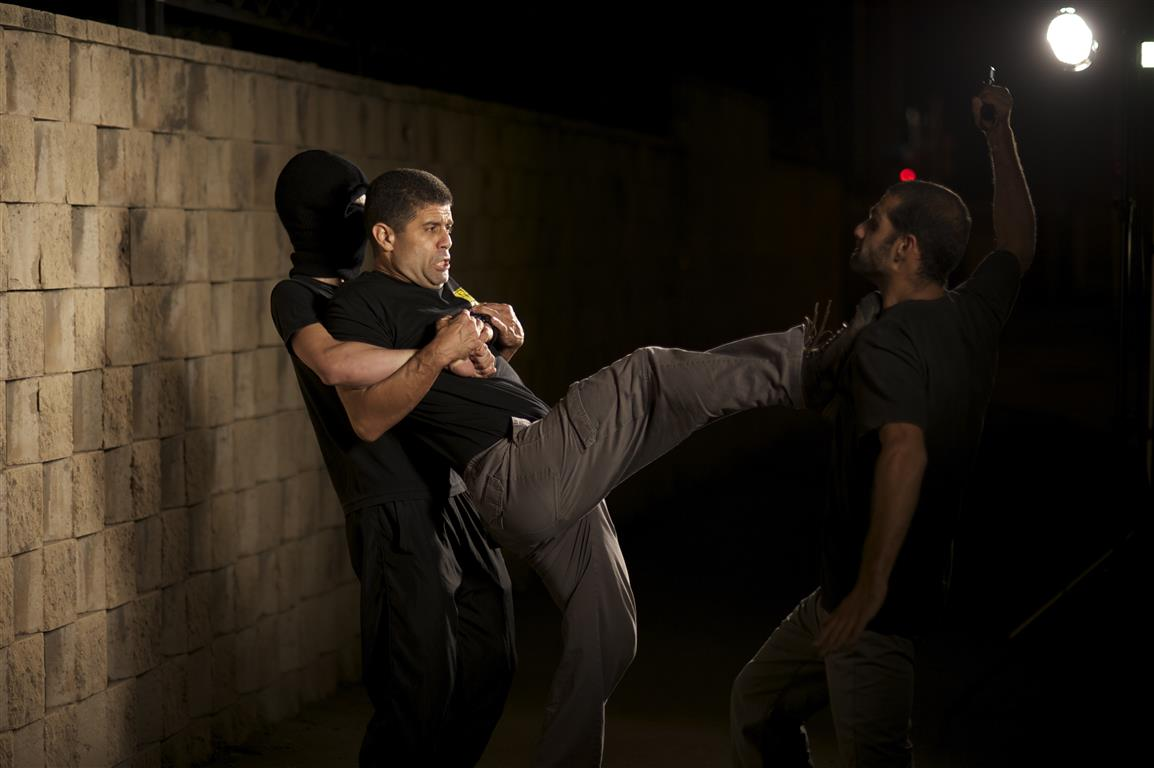 Krav Maga is one of the most effective martial arts to be used in the streets