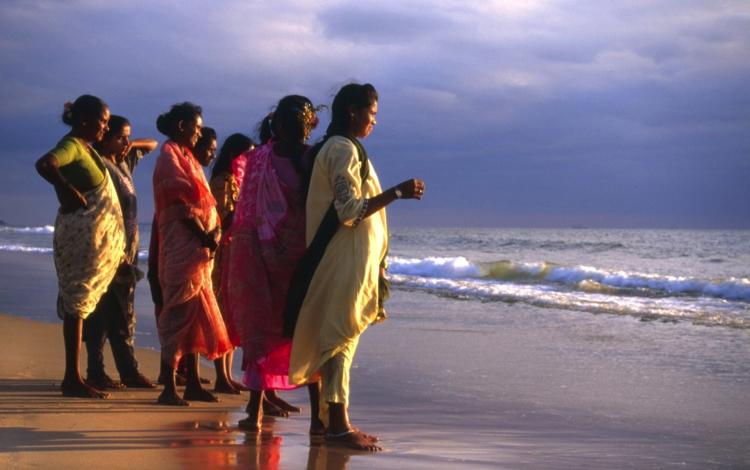 Travelers in Goa