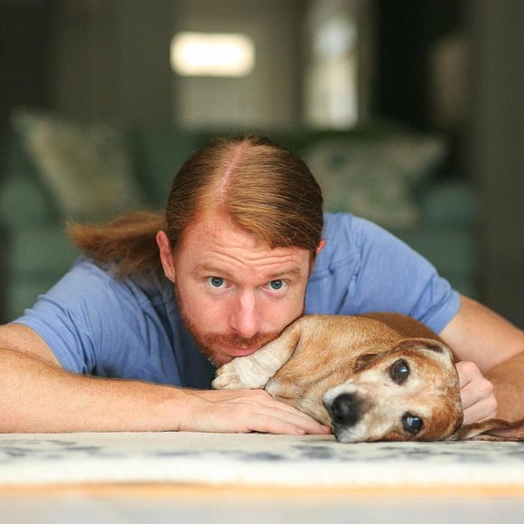 jp sears and his dog