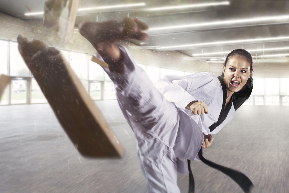 Image result for woman martial arts