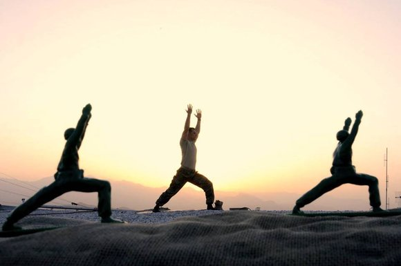 yoga joes soldier
