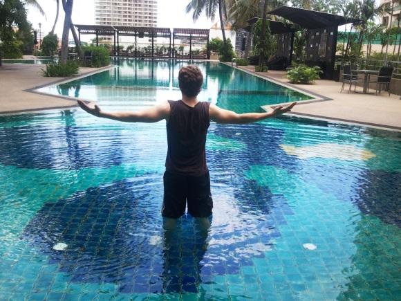 letting go yoga