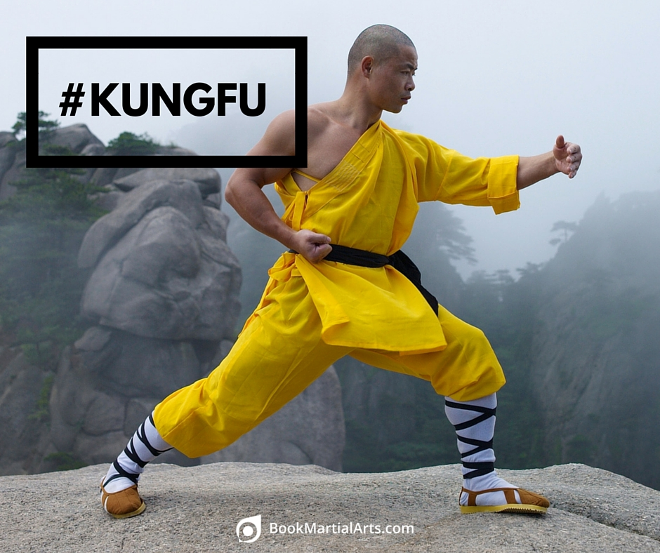 popular Kung Fu hashtags